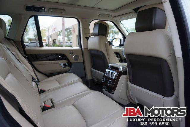 2018 Land Rover Range Rover Supercharged V8 Full Size SC ~ HUGE $117k MSRP NEW in Mesa, AZ 85202