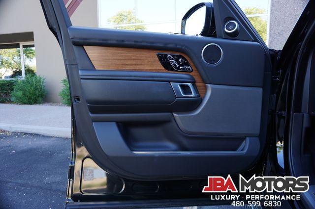 2018 Land Rover Range Rover Autobiography LWB Supercharged V8 Long Wheel Base in Mesa, AZ 85202