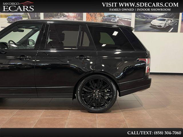 2018 Land Rover Range Rover TD6 Diesel in San Diego, CA 92126