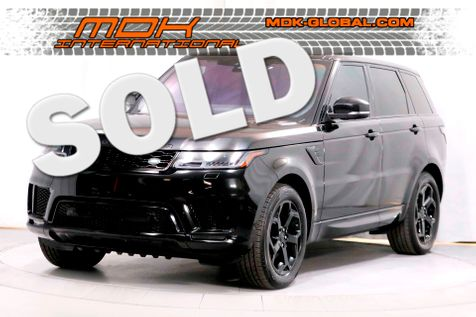 2018 Land Rover Range Rover Sport HSE - Full Warranty - Heated / Cooled Seats in Los Angeles