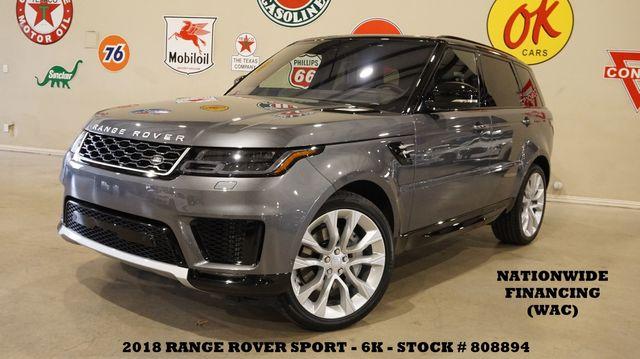 2018 Land Rover Range Rover Sport HSE ROOF,NAV,HTD/COOL LTH,22'S,6K in Carrollton, TX 75006