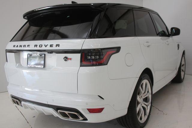 2018 Land Rover Range Rover Sport SVR Houston, Texas 10