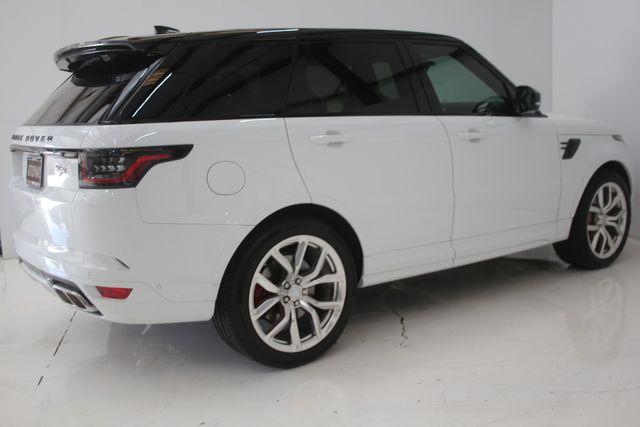 2018 Land Rover Range Rover Sport SVR Houston, Texas 11