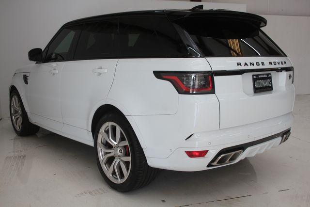 2018 Land Rover Range Rover Sport SVR Houston, Texas 14