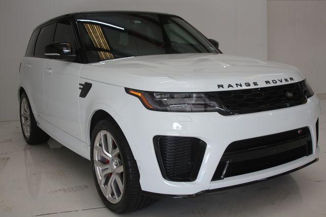 2018 Land Rover Range Rover Sport SVR Houston, Texas 3