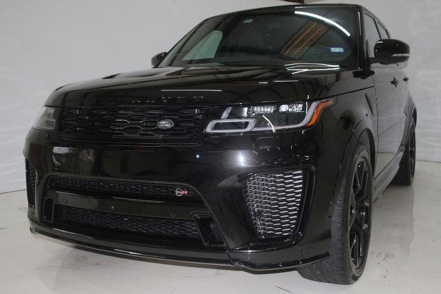2018 Land Rover Range Rover Sport SVR Houston, Texas 2