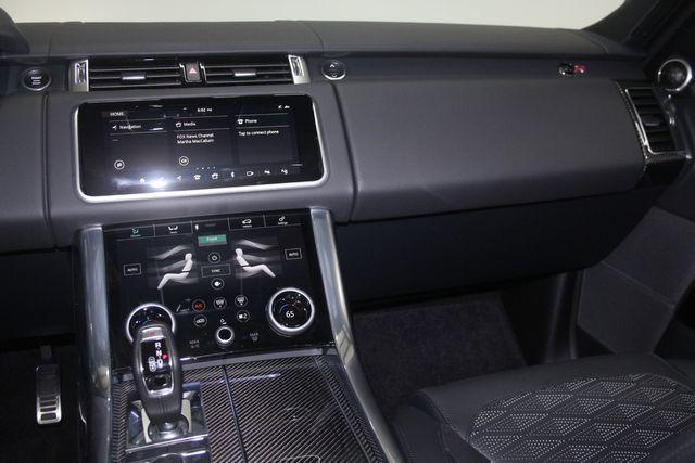 2018 Land Rover Range Rover Sport SVR Houston, Texas 21