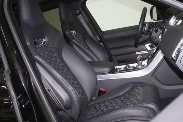 2018 Land Rover Range Rover Sport SVR Houston, Texas 31