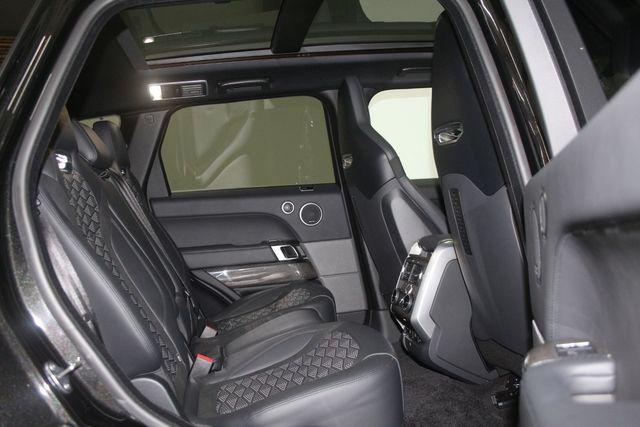 2018 Land Rover Range Rover Sport SVR Houston, Texas 39