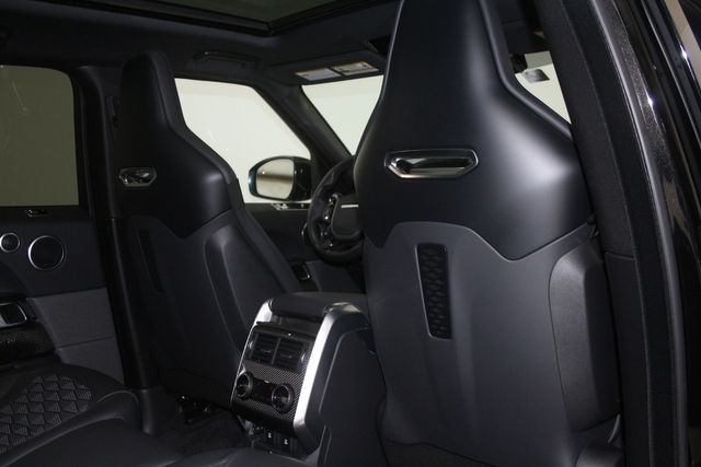 2018 Land Rover Range Rover Sport SVR Houston, Texas 40