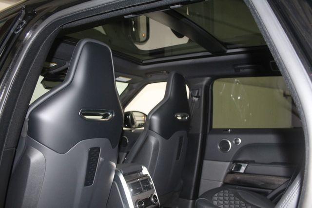 2018 Land Rover Range Rover Sport SVR Houston, Texas 46