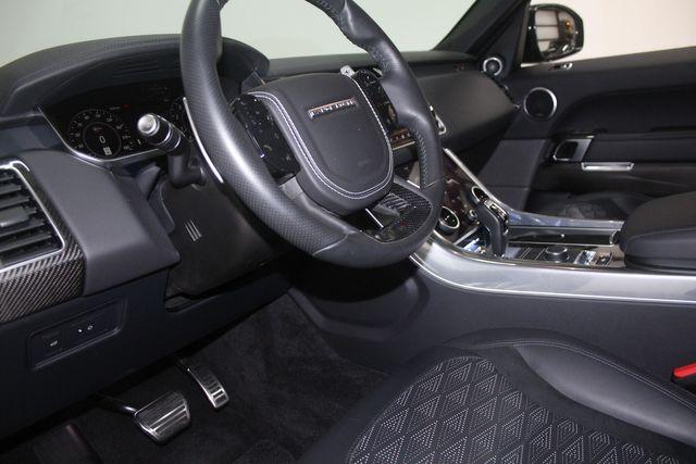2018 Land Rover Range Rover Sport SVR Houston, Texas 48