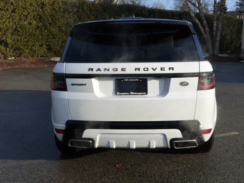 2018 Land Rover Range Rover Sport HSE Dynamic  city MA  European Motorsports  in Lawrence, MA