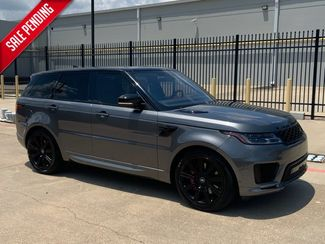 2018 Land Rover Range Rover Sport HSE Dynamic * 1-OWNER * Red Interior * Drive Pro P in Plano, Texas 75093