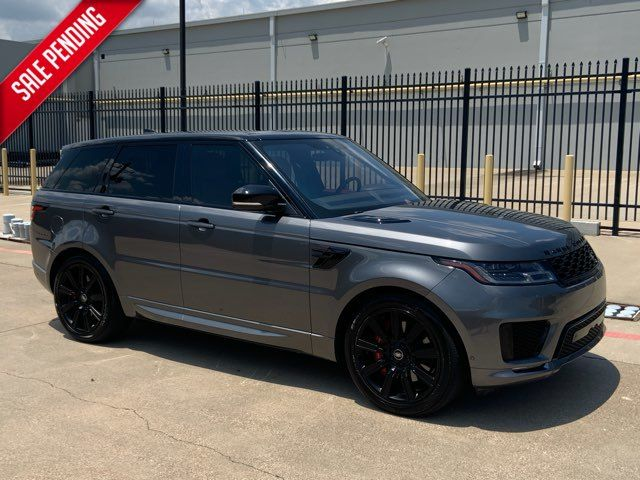 2018 Land Rover Range Rover Sport HSE Dynamic * 1-OWNER * Red Interior * Drive Pro P