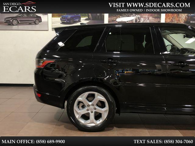 2018 Land Rover Range Rover Sport HSE in San Diego, CA 92126
