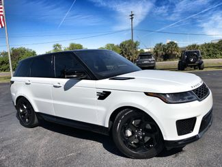 2018 Land Rover Range Rover Sport SPORT HSE PANO 20s 1 OWN CARFAX 3000 MILES   Florida  Bayshore Automotive   in , Florida