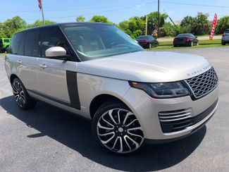 2018 Land Rover Range Rover HSE ARUBAIVORY 22 AUTOBIOGRAPHY WHEELS   Florida  Bayshore Automotive   in , Florida