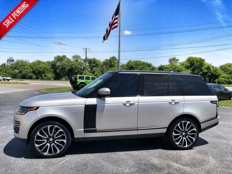 2018 Land Rover Range Rover HSE ARUBA/IVORY 22