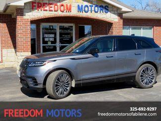 2018 Land Rover Range Rover Velar First Edition in Abilene,Tx, Texas 79605