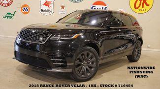 2018 Land Rover Range Rover Velar R-Dynamic SE PANO ROOF,NAV,HTD/COOL LTH,18K in Carrollton, TX 75006