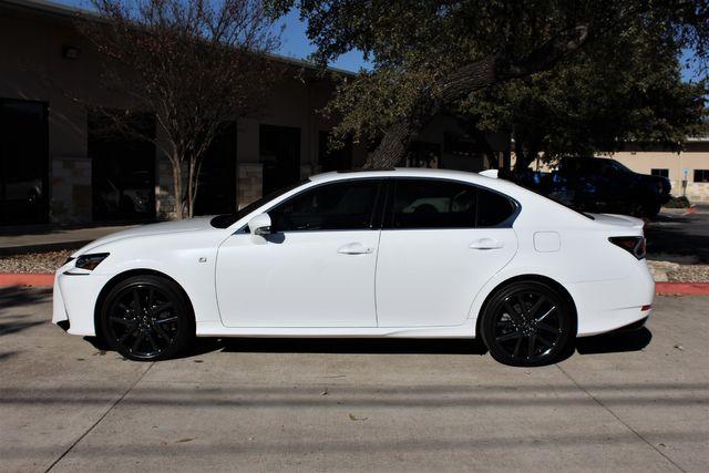 2018 Lexus GS 350 F Sport in Austin, Texas 78726