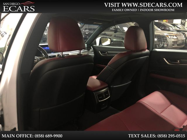 2018 Lexus GS 350 F Sport in San Diego, CA 92126