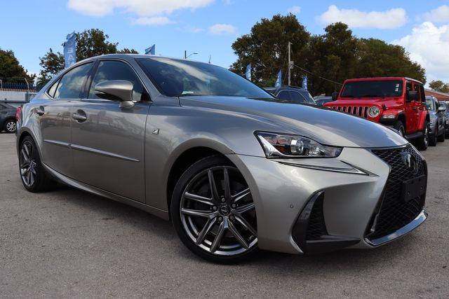 2018 Lexus IS 300 F Sport in Miami, FL 33142