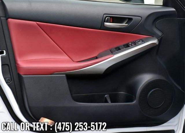 2018 Lexus IS 300 F Sport IS 300 F Sport AWD Waterbury, Connecticut 26