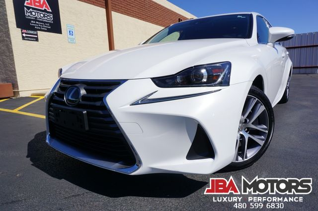 2018 Lexus IS 300 Sedan IS300 | MESA, AZ | JBA MOTORS in Mesa AZ
