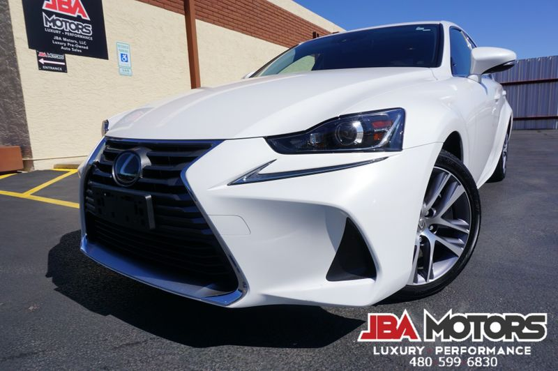 2018 Lexus IS 300 Sedan IS300 ONLY 29k MILES! -  like IS250 IS350 | MESA, AZ | JBA MOTORS in MESA AZ