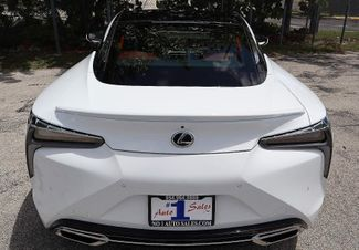 2018 Lexus LC 500 Hollywood, Florida 42