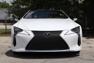 2018 Lexus LC 500 Hollywood, Florida 12