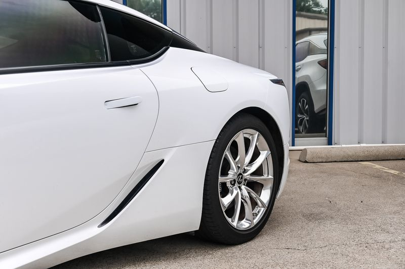 2018 Lexus LC 500 TOURING PACKAGE W/ MARK LEVINSON STEREO/NAVIGATION in Rowlett, Texas