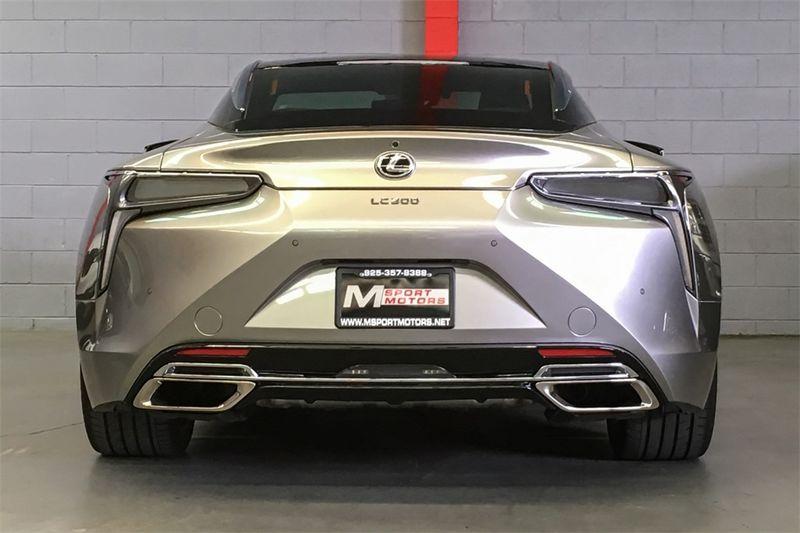 2018 Lexus LC 500   city CA  M Sport Motors  in Walnut Creek, CA