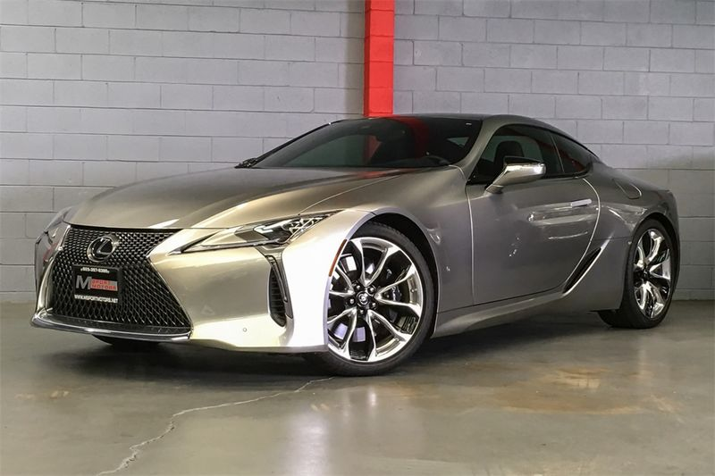 2018 Lexus LC 500 Performance Package  city CA  M Sport Motors  in Walnut Creek, CA