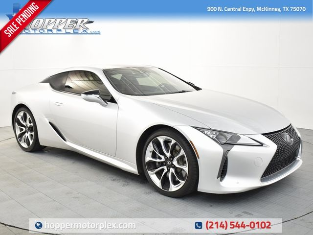 2018 Lexus LC 500 in McKinney, Texas 75070