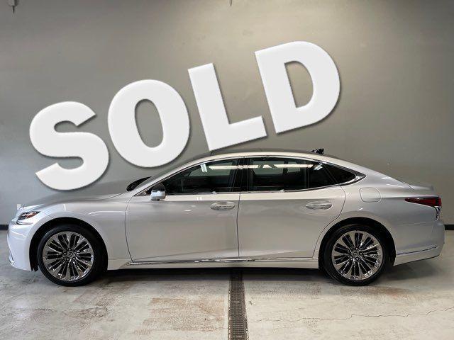 2018 Lexus LS 500 AWD LUXURY LEVINSON