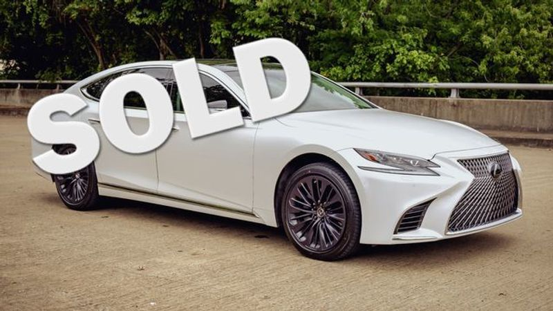 2018 Lexus LS 500 LUXURY PACKAGE~ GLASS PANO ROOF  HEADS UP DISPLAY   Memphis, Tennessee   Tim Pomp - The Auto Broker in Memphis Tennessee