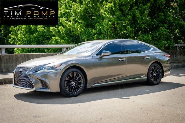 2018 Lexus LS 500h MSRP NEW WAS $105,014.00