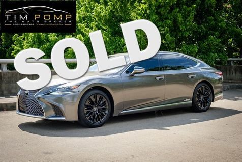 2018 Lexus LS 500h MSRP NEW WAS $105,014.00 | Memphis, Tennessee | Tim Pomp - The Auto Broker in Memphis, Tennessee