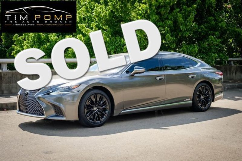 2018 Lexus LS 500h MSRP NEW WAS $105,014.00 | Memphis, Tennessee | Tim Pomp - The Auto Broker in Memphis Tennessee