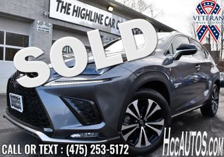 2018 Lexus NX 300 F Sport NX 300 F Sport AWD Waterbury, Connecticut
