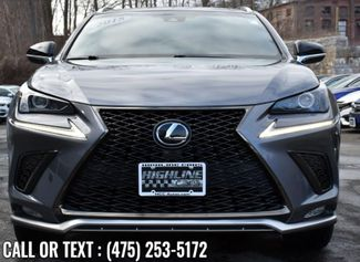 2018 Lexus NX 300 F Sport NX 300 F Sport AWD Waterbury, Connecticut 12