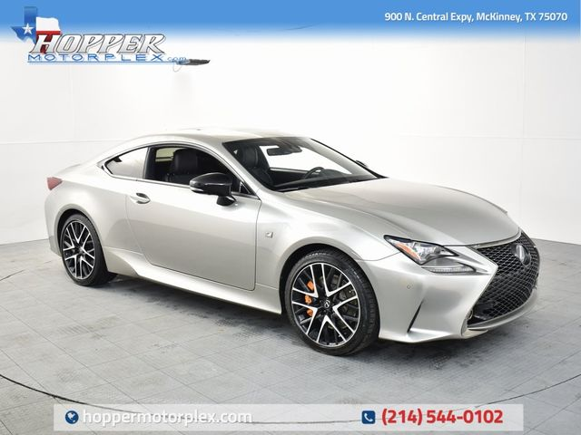 2018 Lexus RC 350 in McKinney, Texas 75070