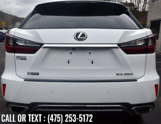 2018 Lexus RX 350 F Sport RX 350 F Sport AWD Waterbury, Connecticut 3