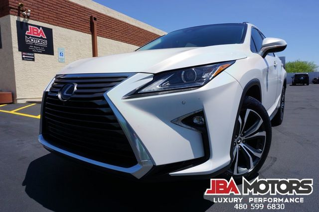 2018 Lexus RX 350 RX350 SUV ~ Highly Optioned Pano Roof Heads Up