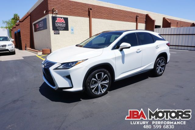 2018 Lexus RX 350 RX350 SUV ~ Highly Optioned Pano Roof Heads Up in Mesa, AZ 85202