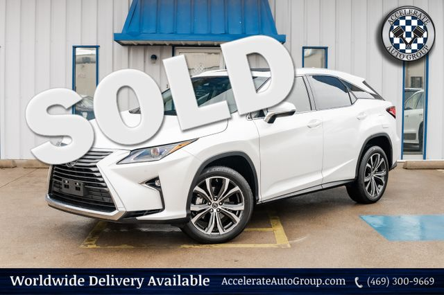 2018 Lexus RX 350 NAVIGATION/HTD/VENT ST/BLIND SPOT MONITOR/SUNROOF  in Rowlett