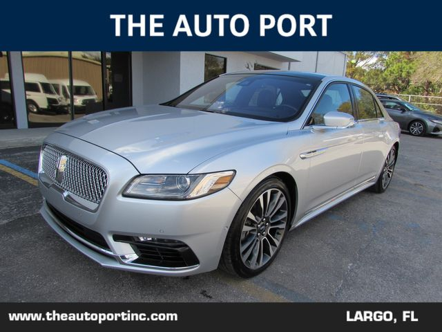 2018 Lincoln Continental Reserve W/NAVI in Largo, Florida 33773